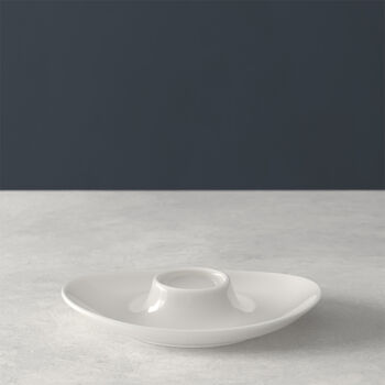 For Me coquetier, blanc, 14,8x11,4cm