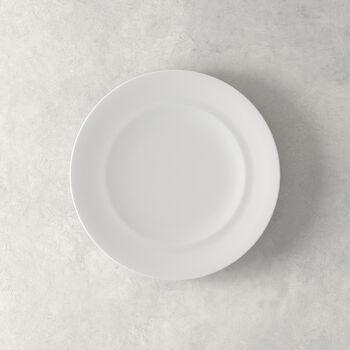 NEO White assiette à dessert 21x21x2cm