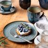 Crafted Breeze mug, bleu-gris, 350ml, , large