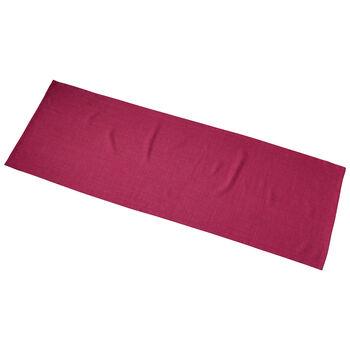 Textil Uni TREND Chemin de table Red Plum 50x140cm