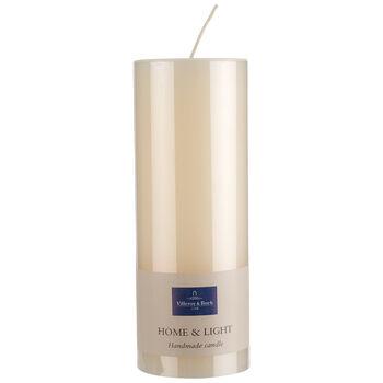 Essentials Bougies Ivoire pillar 19cm
