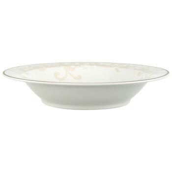Ivoire Assiette calotte