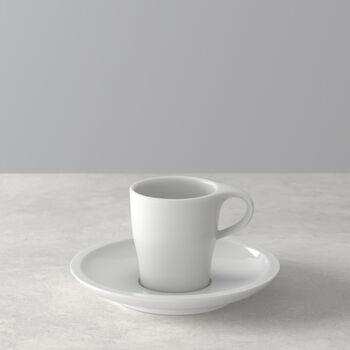 Coffee Passion Tasse à expresso avec soucoupe séparée