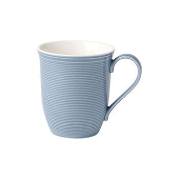 Color Loop Horizon mug à anse 13x9x10cm