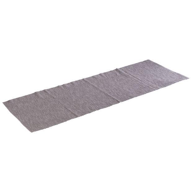 Textil News Breeze chemin de table gris 50x140cm, , large