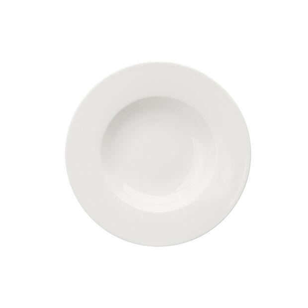 Basic White Assiette creuse, , large