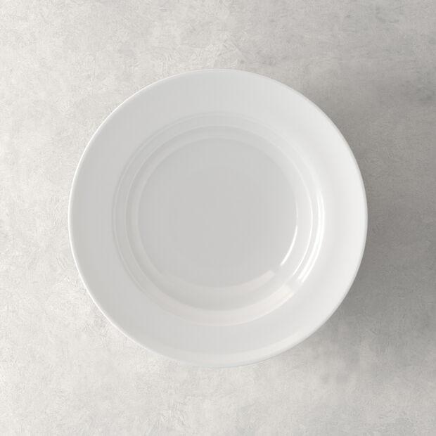 NEO White assiette creuse 23x23x6cm, , large