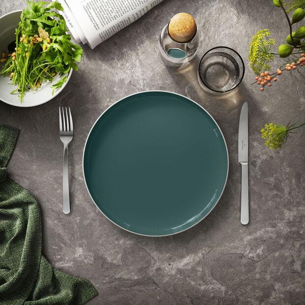 it's my match assiette, 27cm, vert foncé, , large