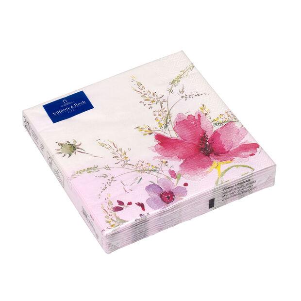 Serviettes en papier Mariefleur Serviette papier nouveau, 20pièces, 33x33cm, , large