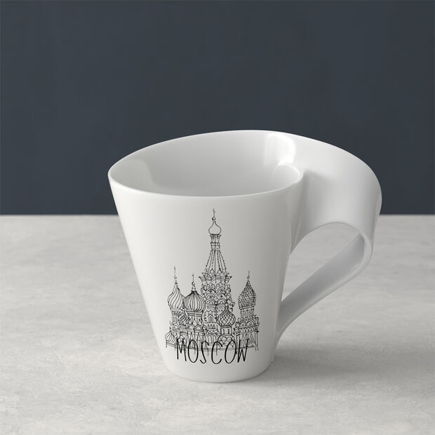 Modern Cities mug à café, Moscou, 300ml, , large