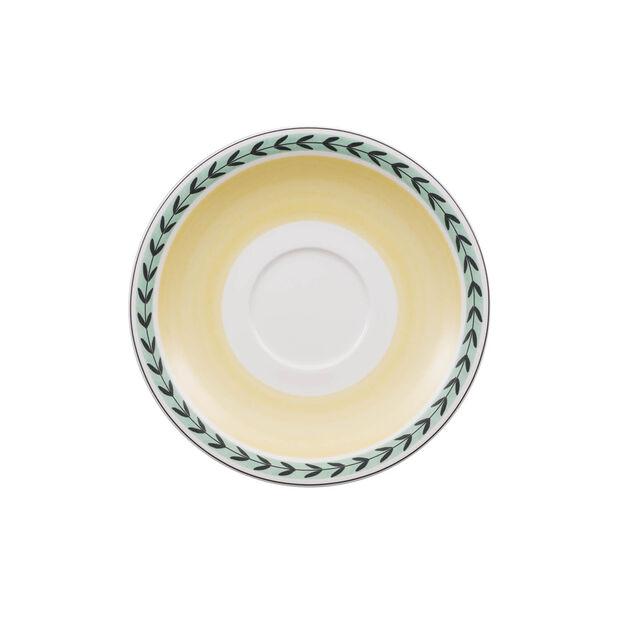 Charm & Breakfast French Garden Soucoupe tasse café au lait XL 20cm, , large