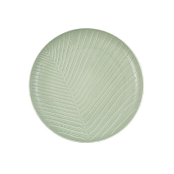 it's my match assiette Leaf, 24cm, vert minéral