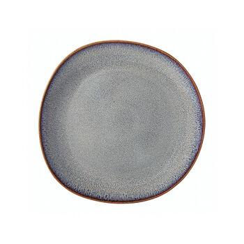 Lave Beige assiette plate, beige, 28x28x2,7cm