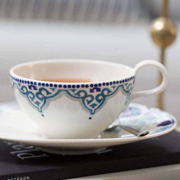 Tea Passion Medina Tasse à thé avec soucoupe 2pcs, , large