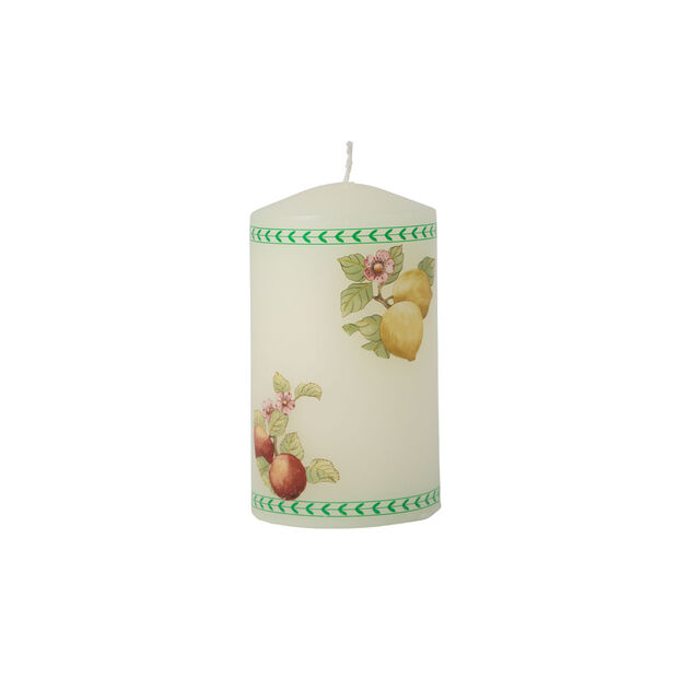 Table Decoration Bougie French Garden 70x140mm, , large