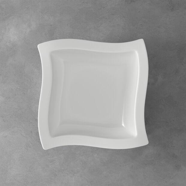 NewWave plat creux 33x33cm, , large