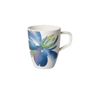 Artesano Flower Art mug à café