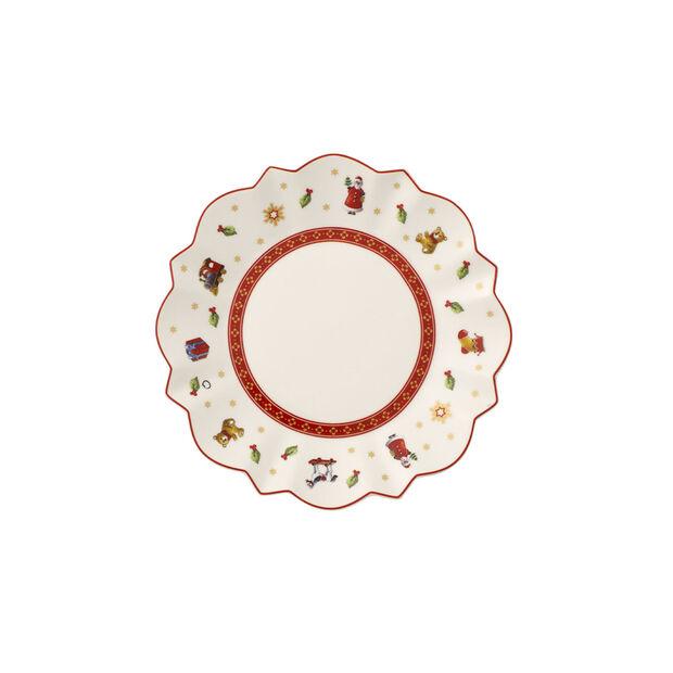 Toy's Delight assiette à pain blanche, , large