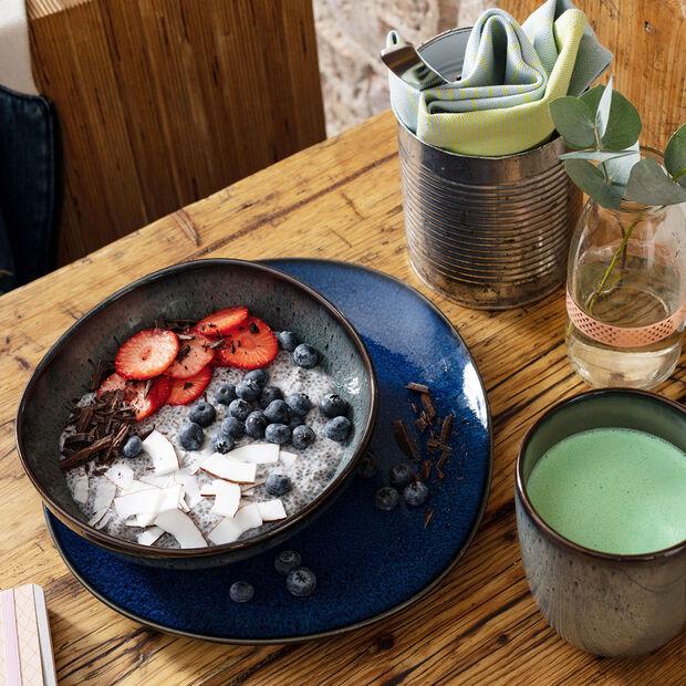 Lave Bleu assiette à dessert, , large