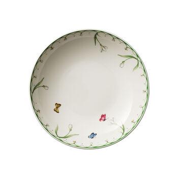 Colourful Spring plat creux, 1,1l, blanc/vert