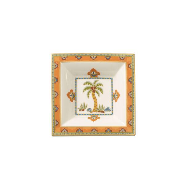 Samarkand Mandarin coupe carrée 14x14cm, , large
