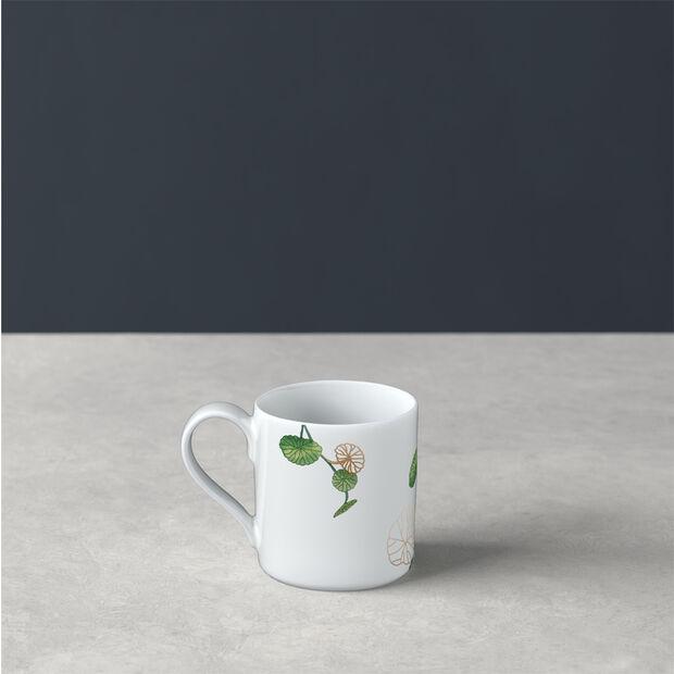 Avarua tasse à moka/expresso, 80ml, blanche/multicolore, , large