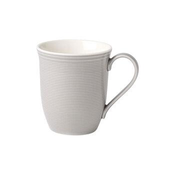 Color Loop Stone mug à anse 13x9x10cm