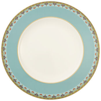 Samarkand Aquamarin Assiette plate