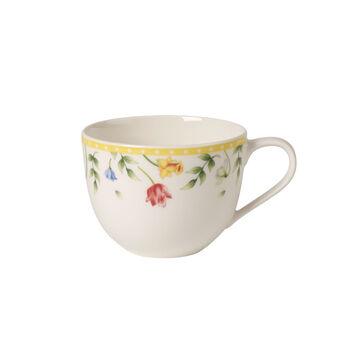 Spring Awakening tasse à café champ de fleurs