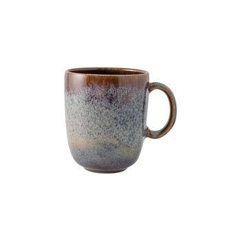 Lave Beige mug à anse, beige, 12,5x9x10,5cm, 400ml