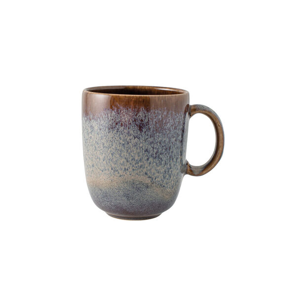 Lave Beige mug à anse, beige, 12,5x9x10,5cm, 400ml, , large