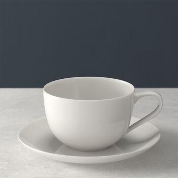 For Me tasse pour le petit-déjeuner avec sous-tasse, ensemble de 2pièces