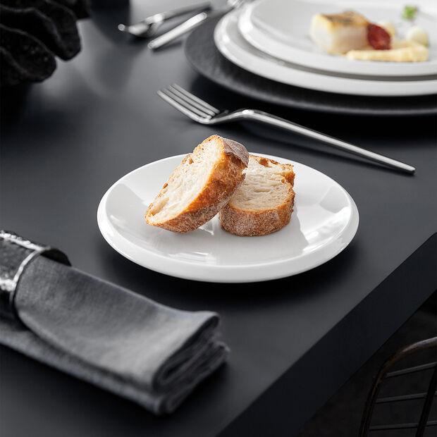 NewMoon assiette à pain, 16cm, blanche, , large