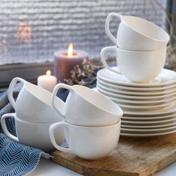NEO White tasse à café sans sous-tasse 10x12x7cm, , large