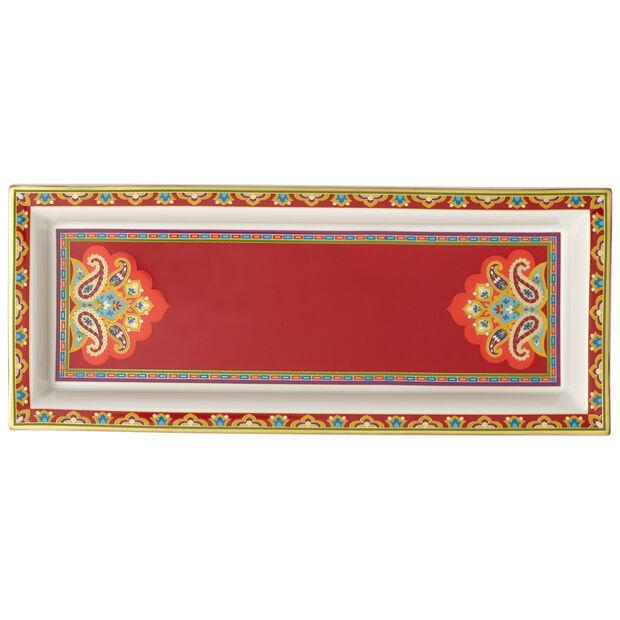 Samarkand Accessories Coupelle rectangulaire 25x10cm, , large