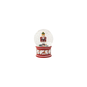 Christmas Toys Boule de neige grde, 2021 13x13x17cm