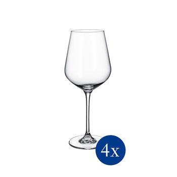 La Divina verre à vin rouge, 4pièces