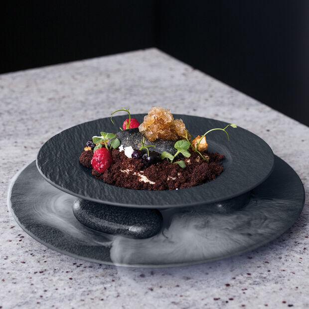 Manufacture Rock assiette gourmet, , large