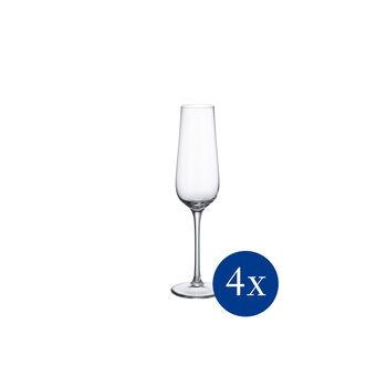 Purismo Specials Verre à champagne Set 4 pcs