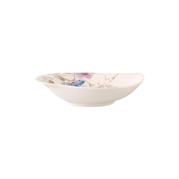 Mariefleur Gris Serve & Salad coupe creuse rectangulaire, , large
