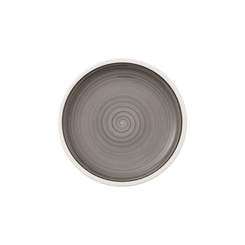 Manufacture gris assiette à pain