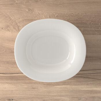 New Cottage Basic assiette creuse ovale