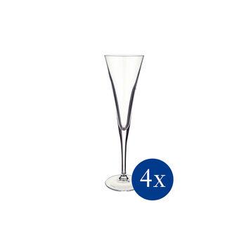 Purismo Specials Flûte à champagne  Set 4 pcs