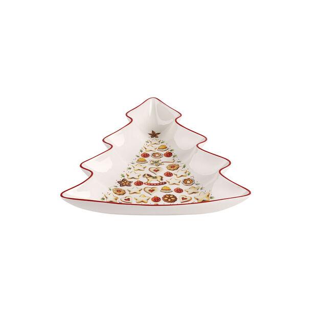Winter Bakery Delight Coupe en forme de sapin, grande 26,5cm, , large