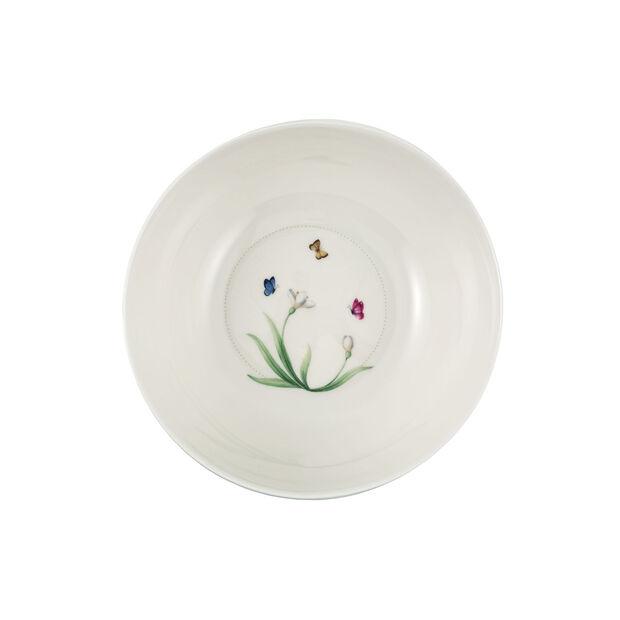 Colourful Spring petit saladier, 2,5l, blanc/vert, , large