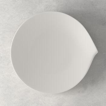 Flow assiette plate 28x27cm