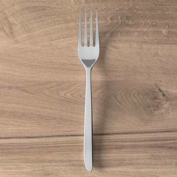 Fourchette à légumes et de service SoftWave, , large