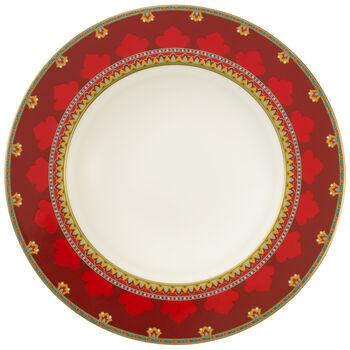 Samarkand Rubin Assiette creuse