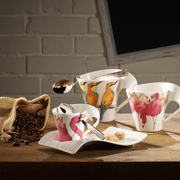 NewWave Caffè Flament rose tasse (emballage cadeau), , large