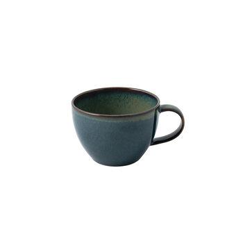 Crafted Breeze tasse à café, bleu-gris, 250ml